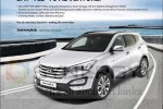Hyundai Santafe 2013 for USD 22,000 for Permit Holders