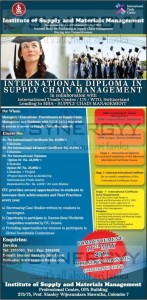 International Diploma in Supply Chain Management