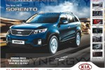 KIA Sorento 2013 for USD 16,974.00 for Permit Holders in Sri Lanka