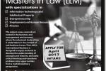Master in Law (LLM) Degree Programme by ICBT, Sri Lanka