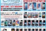 Mobile Phone updated Prices in Sri Lanka – April 2013 from infinity Stores