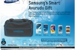Samsung Smart New Year (Avurudu) Gifts – Valid from 27th to 30th April 2013