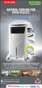 Singer Natural Cooling for Open Spaces for Rs. 19,999.00
