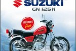 Suzuki GN125H at Rs 279,900 with VAT – Updated 2016
