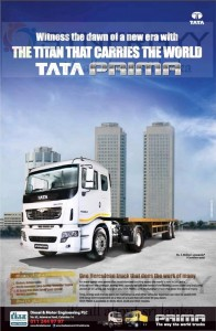 TATA Prima Now in Sri Lanka for Rs. 5 Million Upwards