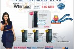 Whirlpool Refrigerator Prices starts from Rs. 63,999.00 onwards – April 2013