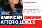 American Degrees Programmes after O/Levels in Sri Lanka
