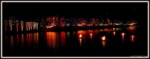 Vesak Festive Photos in Sri Lanka at Gangaramaya