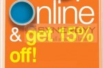 Dulux Shop Online and Gets 15% Off