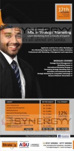 Executive MSc in Strategic Marketing from aeu – Enrollment open now in Sri Lanka