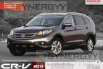 Honda CR-V 2013 for Rs. 6,300,000.00 for Permit Holders