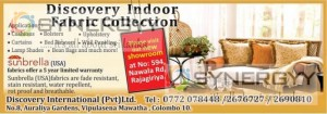 Indoor Fabric Collection from Discovery International – May 2013