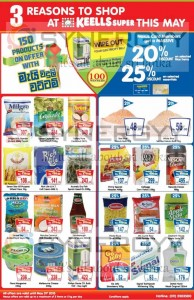 Keells Super May 2013 Offers