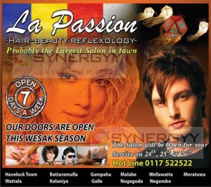 La Passion will be open all 7 Days in a week