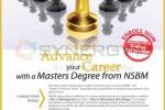 NSBM Master Degree Programmes – New enrolments open now