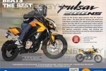 Pulsar 200 NS Price and Features in Sri Lanka – Rs. 419,300.00 (All Inclusive of VAT) – May 2013