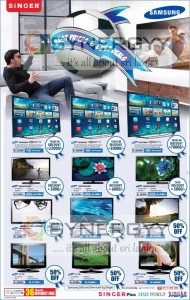 Samsung Smart TV offers – Discount Upto 50%