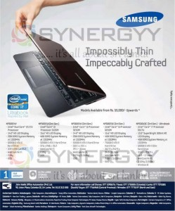 Samsung Ultrabook models Prices in Sri lanka