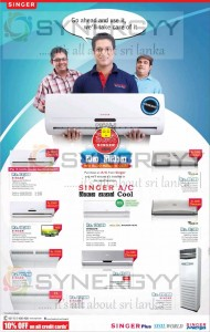 Singer Air Conditioner – May 2013
