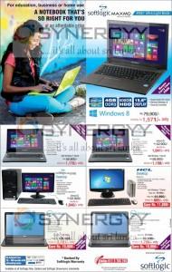 Softlogic Laptop Offers in Sri Lanka – June 2013