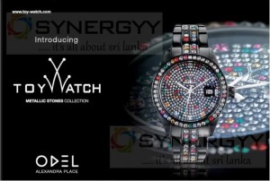 TOY WATCH Now available at ODEL Alexandra Place