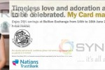 25% off for American Express Credit card at Bullion Exchange from 14th to 16th June 2013