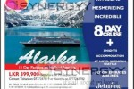 8 Day Cruise and 3Nights Accommodation – 11 Days Alaska tour for Rs. 399,900.00