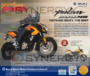 Bajaj Pulsar 200 NS Price in Sri Lanka – Rs. 419,300.00 All Inclusive