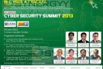Cyber Security Summit 2013 – 25th June 2013