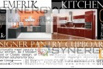 Designer Pantry Cupboards from Emerik Kitchen