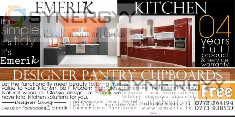 Kitchen Pantry Cupboards Designs