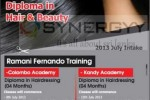 Diploma in Hair and Beauty by Ramani Fernando Training Academy