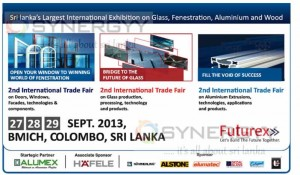 Exhibition on Glass, Fenestration, Aluminium and Wood – 27th to 28th September 2013