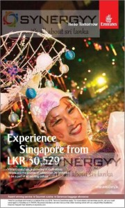 Experience Singapore from LKR. 30,529.99 by Emirates