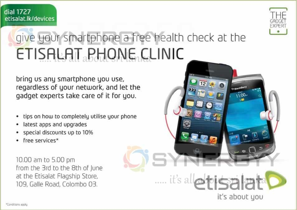 Nokia Mobile Offers and Promotions in Sri Lanka – SynergyY