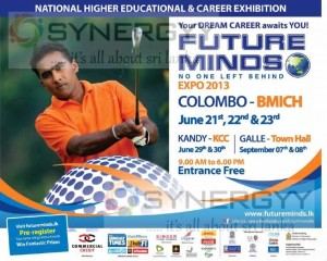 Future Mind 2013 in Colombo, Kandy and Galle