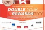 HSBC Rewards Promotion – till 30th June 2013