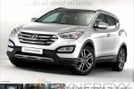 Hyundai Santafe 2013 for USD 20,700 Upwards