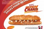 KFC Chicken Charger for Rs. 150.00 Upwards – June 2013 in Sri Lanka