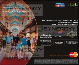 Master Card Offers and Promotions in Sri Lanka