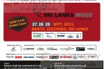 Sri Lanka Wood Expo 2013 – 27th to 29th September 2013