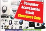 75% Stock Clearance Sale on Computer Accessories from Micro PC System
