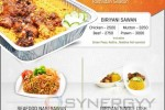 Choco Luv Biriyani Sawan for the Ramadan Kareem
