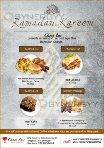 Choco Luv Ramadan Kareem