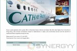 Colombo – Narita/Osaka Cathay Pacific Business Class Promotion – till 31st July 2013