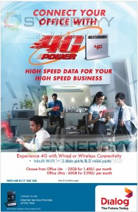 Dialog 4G Power for Office