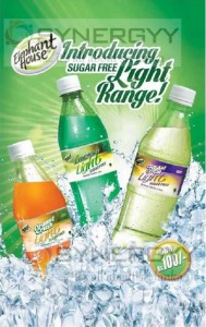 Elephant House Sugar Free Light Range Soft Drink – Review