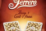Ferrero Rocher Buy 1 & Get 1 Free from Chco Luv