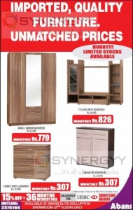 Furniture Prices from Abans