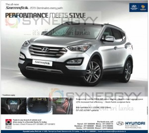 Hyundai Santafe 2013 for USD 20,700.00 Upwards